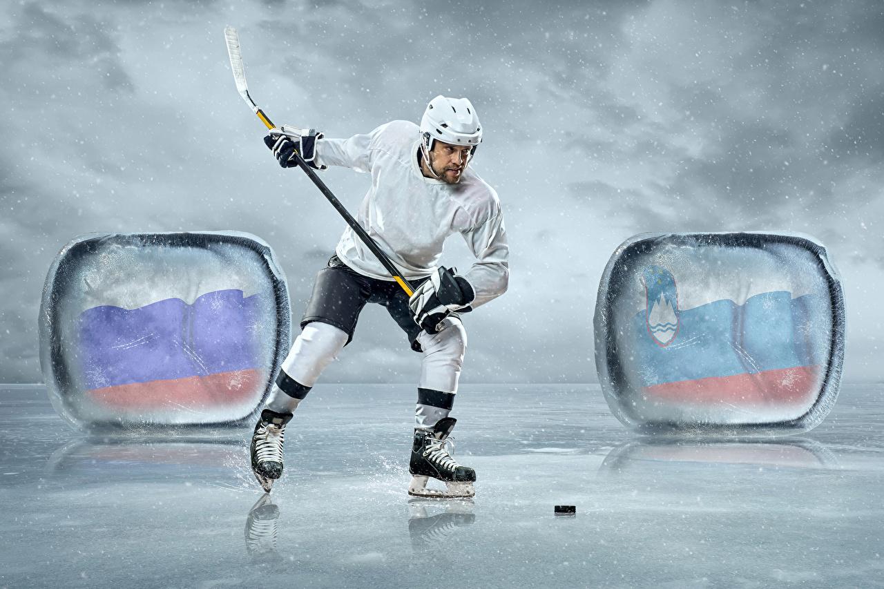 Картинки мужчина Каток Спорт Хоккей Униформа Мужчины катке спортивные спортивная спортивный униформе