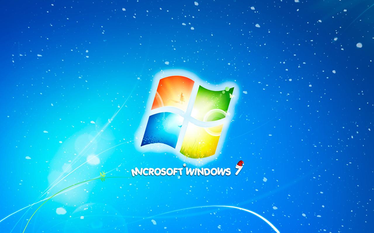 Фотография Windows 7 Windows Компьютеры