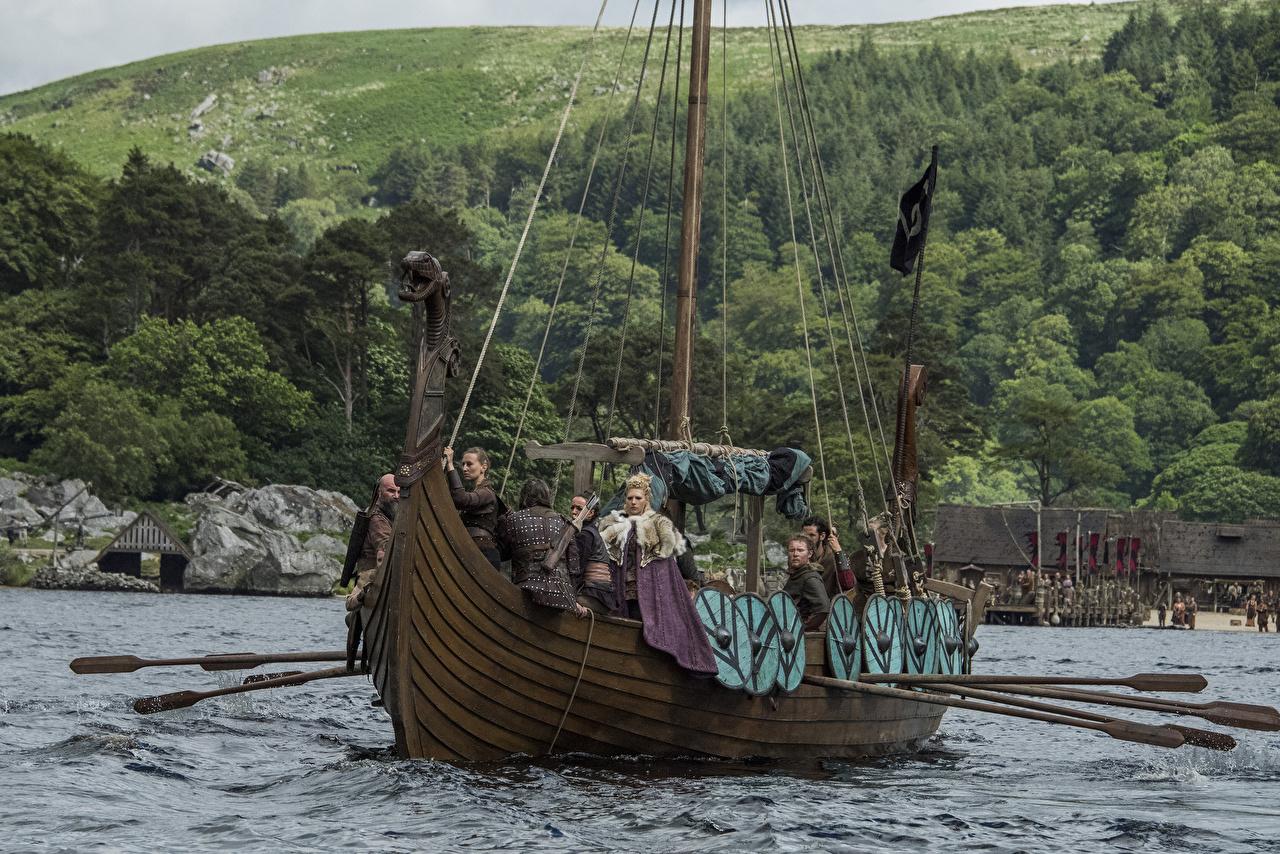 Картинки викинги на телефон
