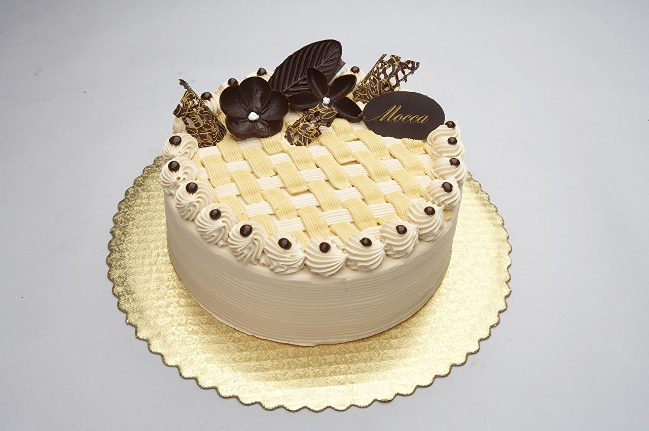 Фотографии Шоколад Торты Пища Сладости Цветной фон Еда Продукты питания сладкая еда