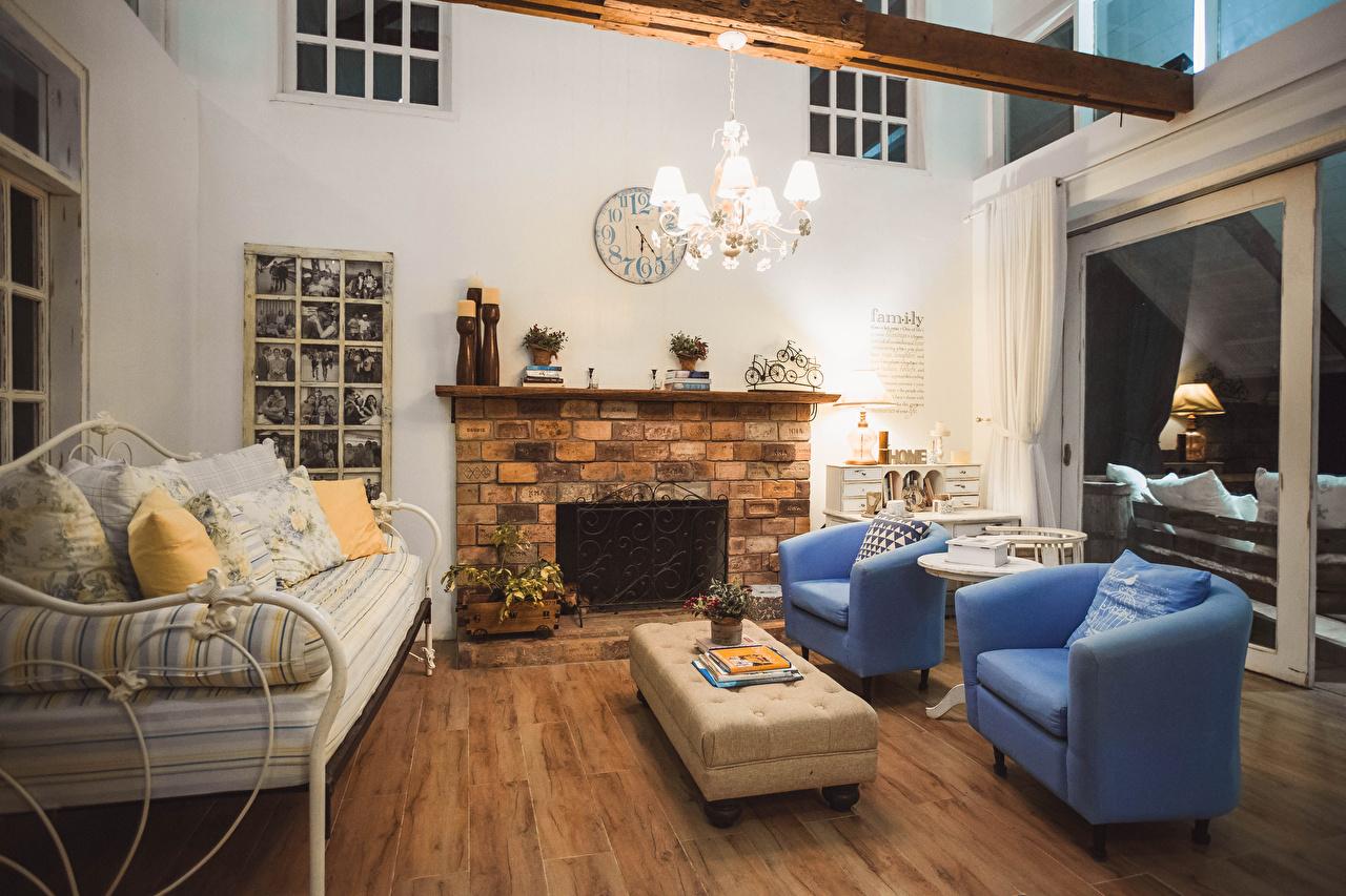 Фотография Гостиная Интерьер Диван Кресло Люстра Дизайн гостевая диване люстры дизайна