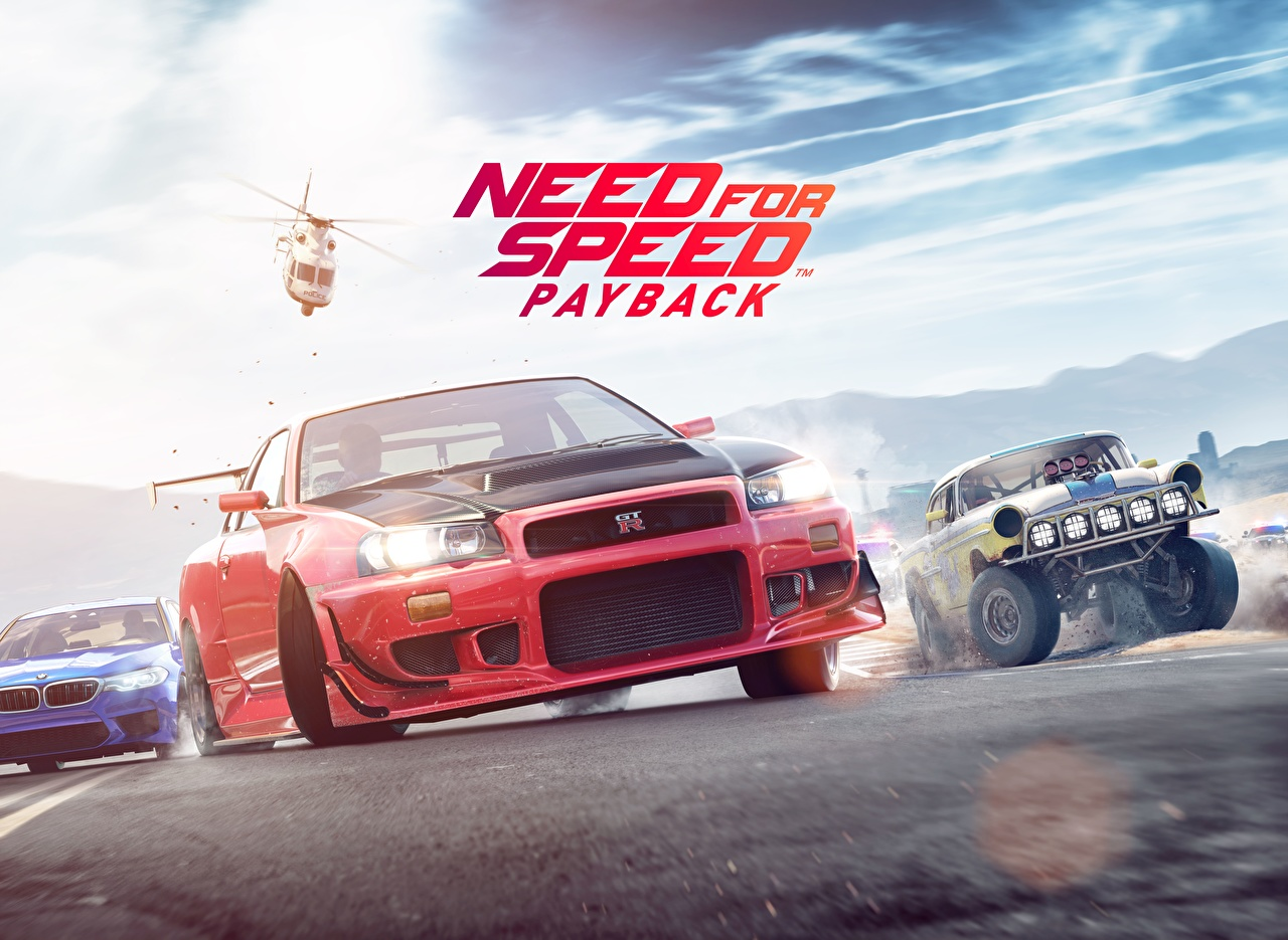 Фото Need for Speed Payback Игры компьютерная игра