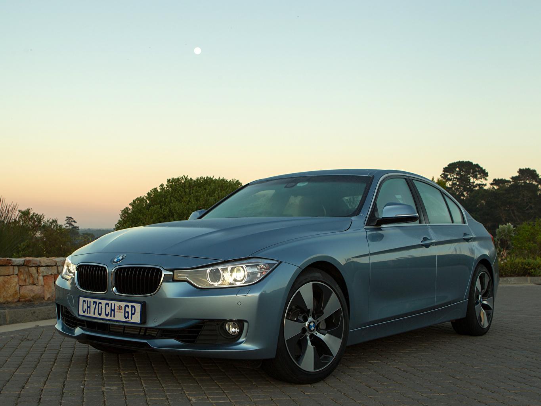 Фотография BMW ActiveHybrid 3 Гибридный автомобиль Автомобили БМВ авто машины машина автомобиль