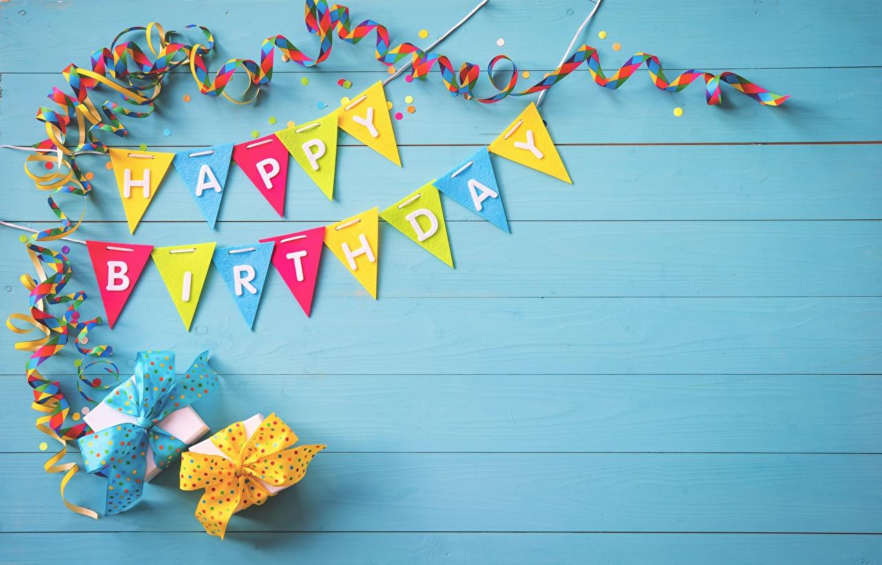 Фотографии День рождения Бумага Доски бумаги бумаге