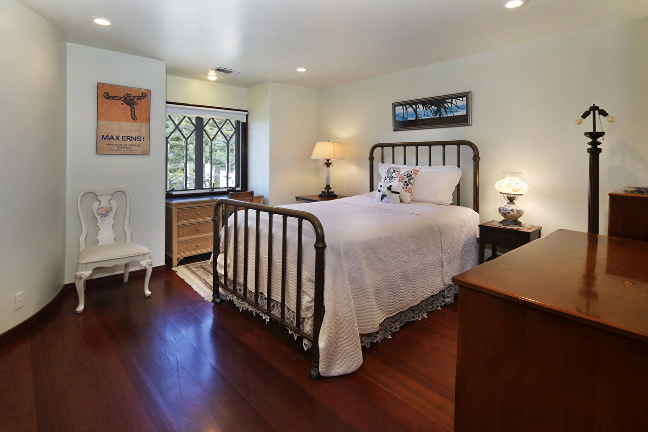 Картинки спальне Интерьер Лампа кровате дизайна спальни Спальня ламп лампы Кровать кровати Дизайн