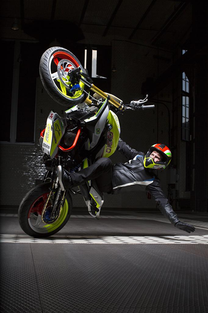 Обои для рабочего стола БМВ Шлем 2015 Concept Stunt G 310 Мотоциклы Мотоциклист  для мобильного телефона BMW - Мотоциклы шлема в шлеме мотоцикл