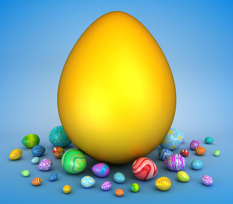 Обои для рабочего стола Пасха Яйца 3D Графика Много Праздники дизайна Цветной фон яиц яйцо яйцами 3д Дизайн