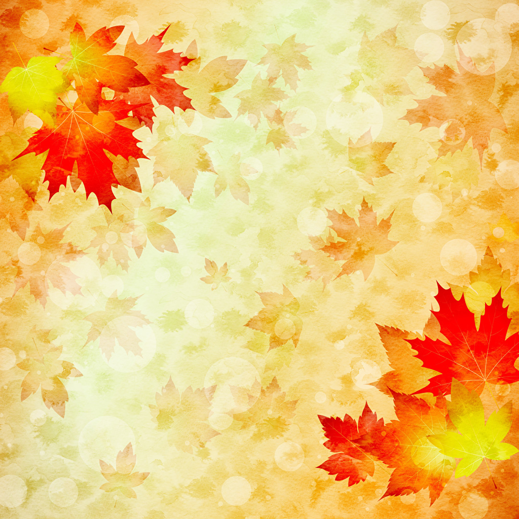 Фотографии лист бумаге клёна Осень Природа Шаблон поздравительной открытки Рисованные Листва Листья Бумага бумаги Клён клёновый осенние