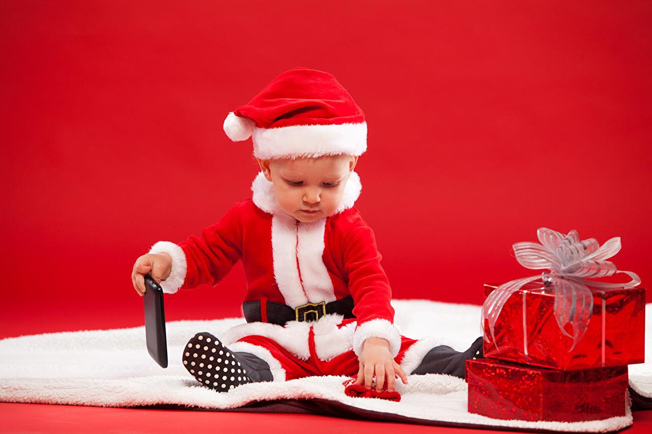 Дед Мороз и дети 89