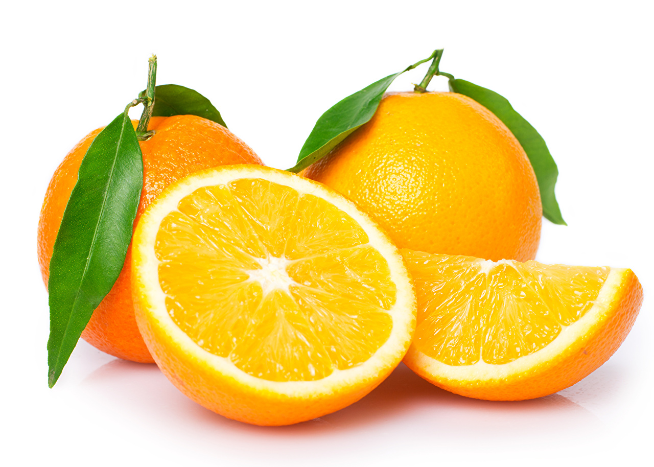 Фото Апельсин Пища Цитрусовые Крупным планом Еда Продукты питания вблизи