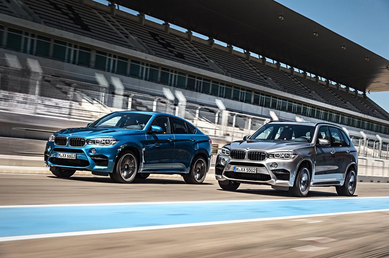Фото BMW вдвоем авто БМВ 2 два две Двое машина машины Автомобили автомобиль