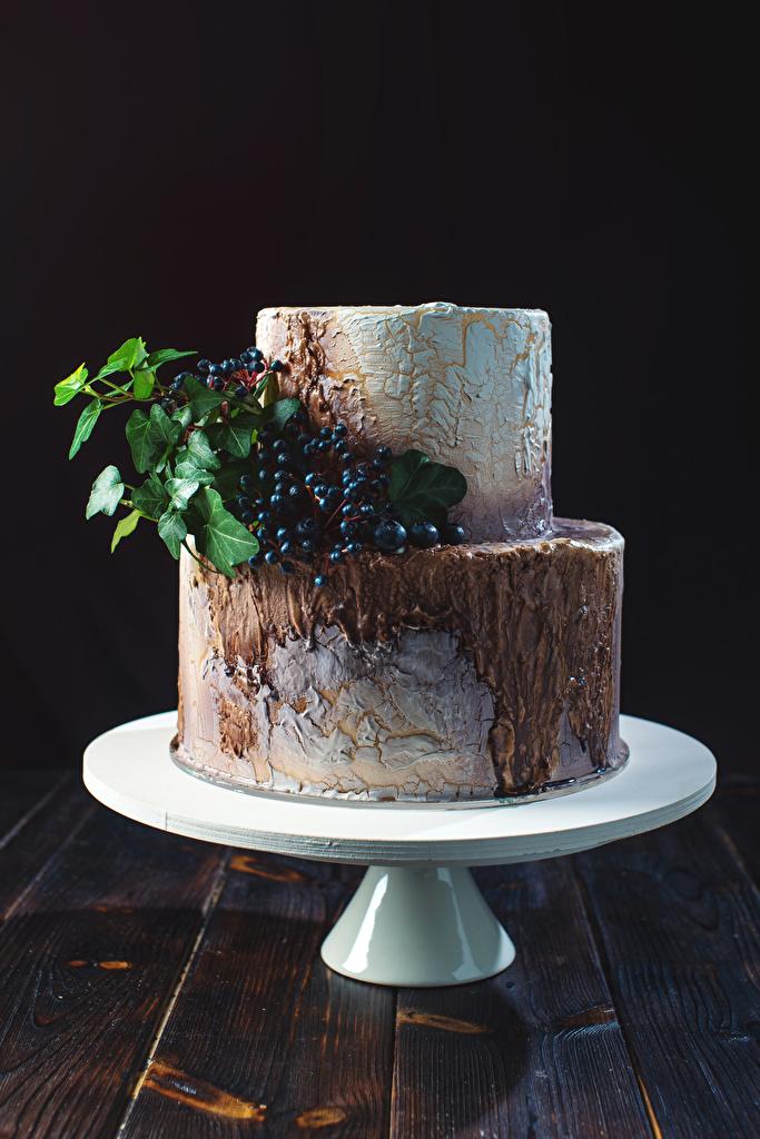 Картинка Торты Пища Ягоды Сладости дизайна  для мобильного телефона Еда Продукты питания сладкая еда Дизайн
