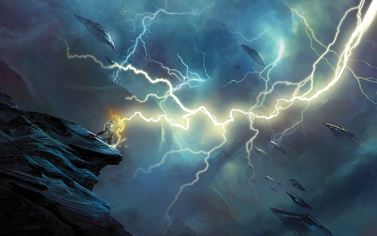 Картинка Магия Фантастика волшебство Фэнтези