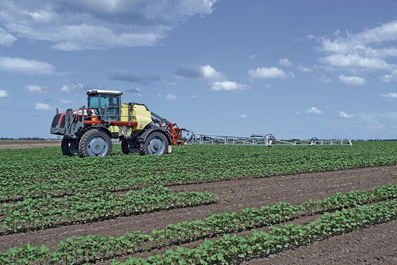 Фотографии Сельскохозяйственная техника 2012-18 Hardi Presidio 2700 Поля
