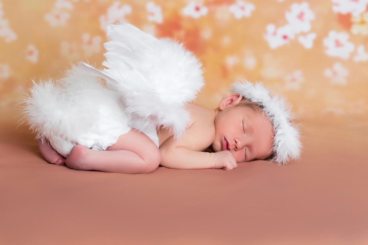 К чему снится спящий ребенок толкование сна, сонник 57