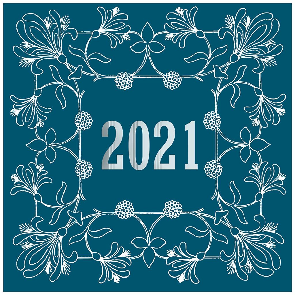 Фото 2021 орнамент Рождество Узоры Новый год