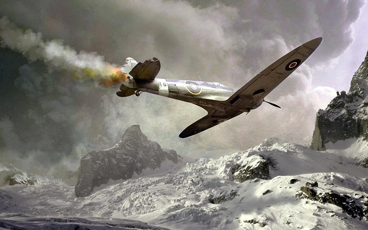 К чему сниться падения самолета