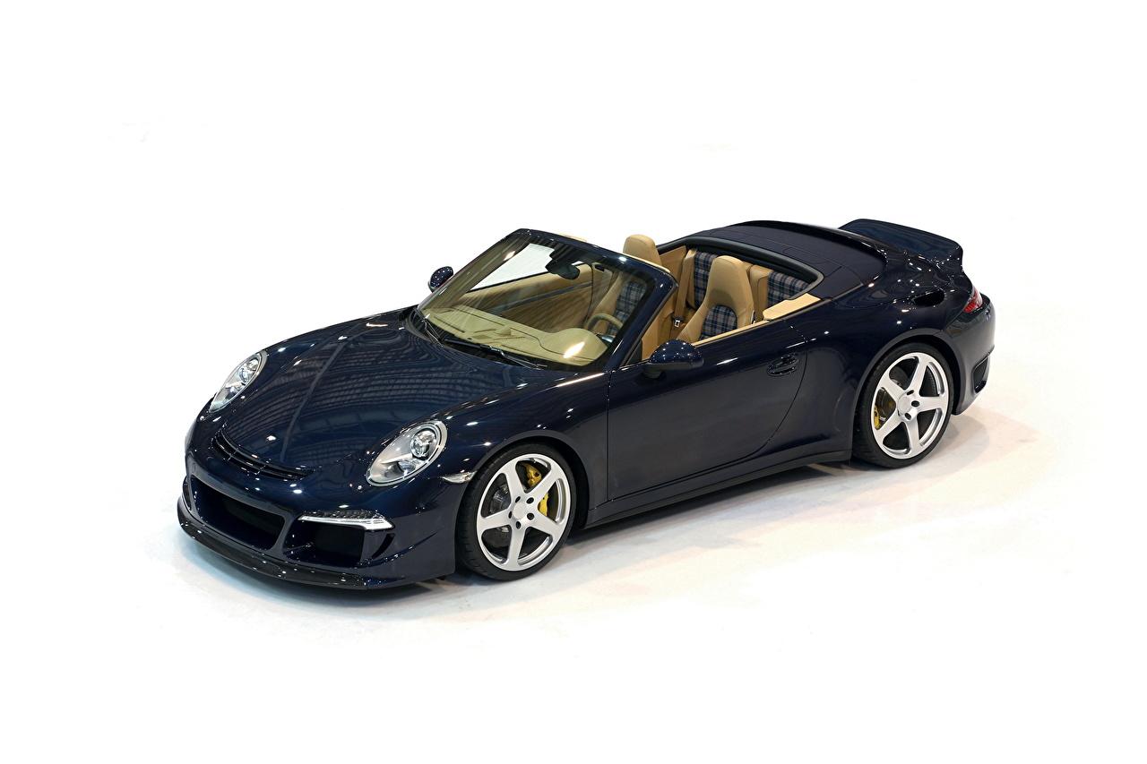 Обои для рабочего стола Порше 2013 Ruf Rt 35 roadster 911 991 Родстер Кабриолет машина Porsche кабриолета авто машины автомобиль Автомобили