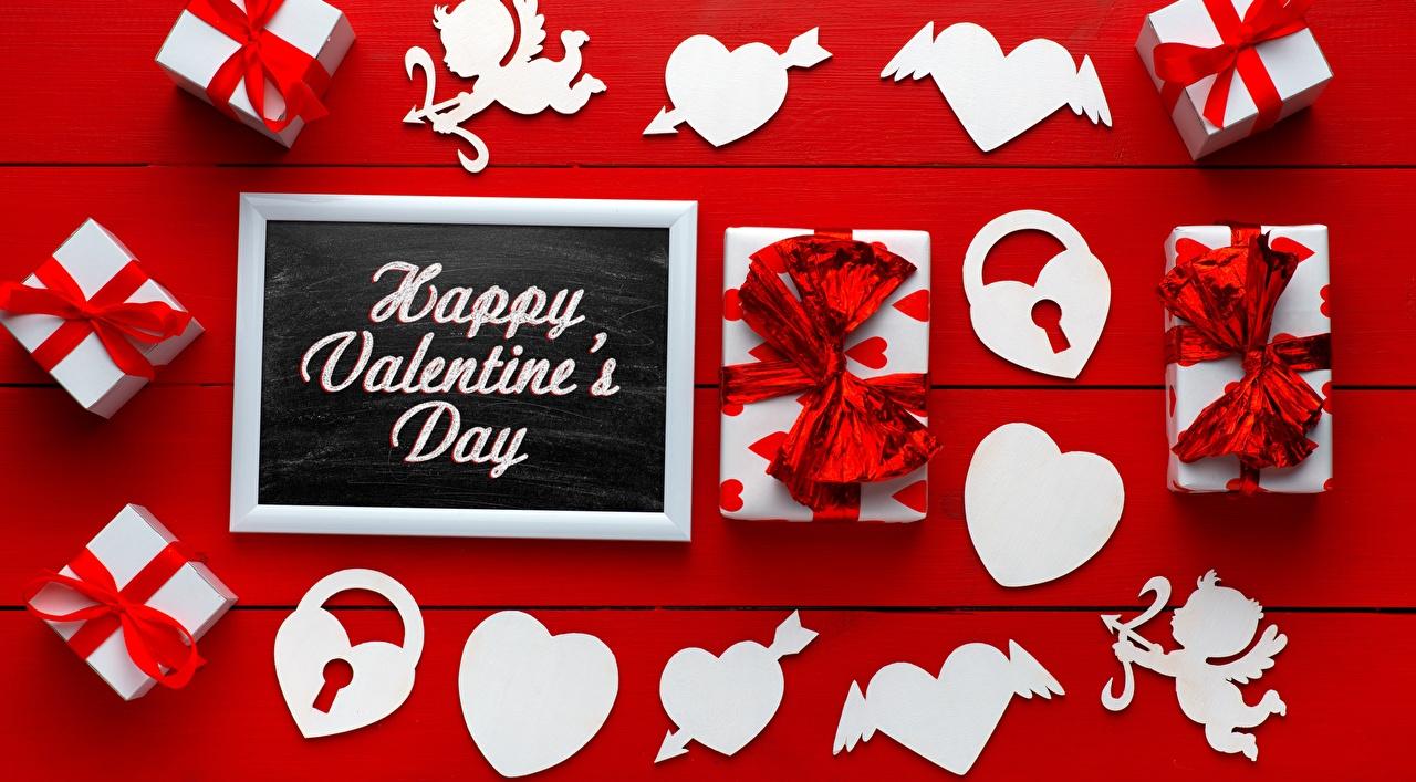 Картинка День святого Валентина сердца подарок Слово - Надпись День всех влюблённых серце Сердце сердечко слова текст Подарки подарков