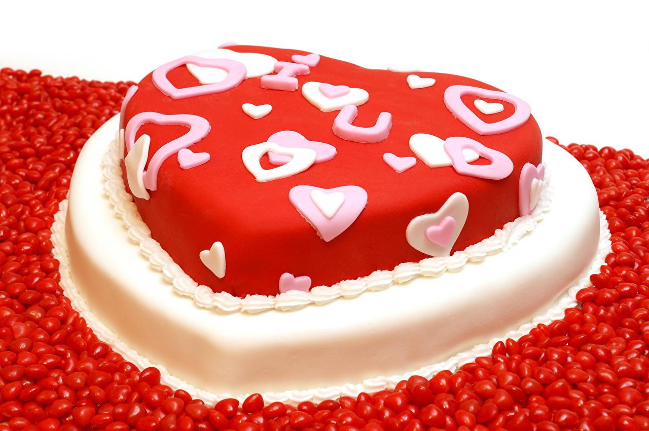 Картинки День всех влюблённых сердечко Торты Конфеты Еда Сладости дизайна День святого Валентина серце Сердце сердца Пища Продукты питания сладкая еда Дизайн
