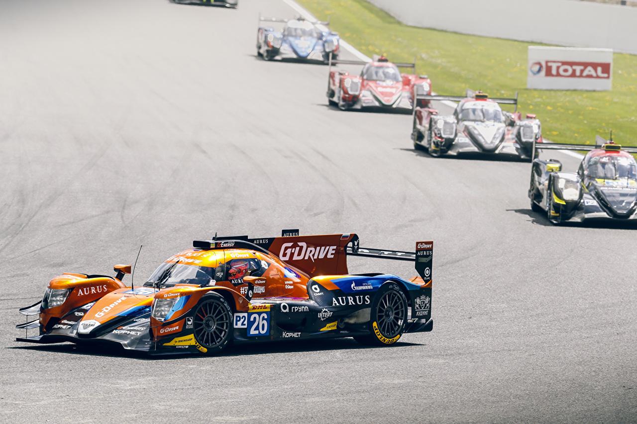 Картинка Стайлинг 2019 Aurus 01 Формула 1 Автомобили Тюнинг авто машина машины автомобиль