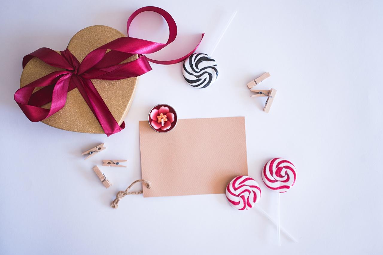 Фотография День всех влюблённых серце Леденцы Шаблон поздравительной открытки День святого Валентина Сердце сердца сердечко