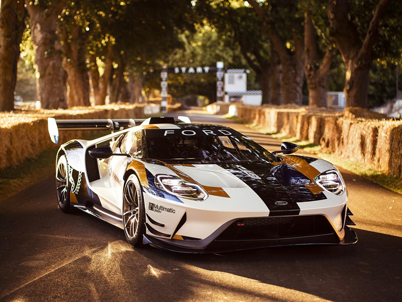 Картинка Ford Стайлинг GT Mk II авто Форд Тюнинг машина машины Автомобили автомобиль