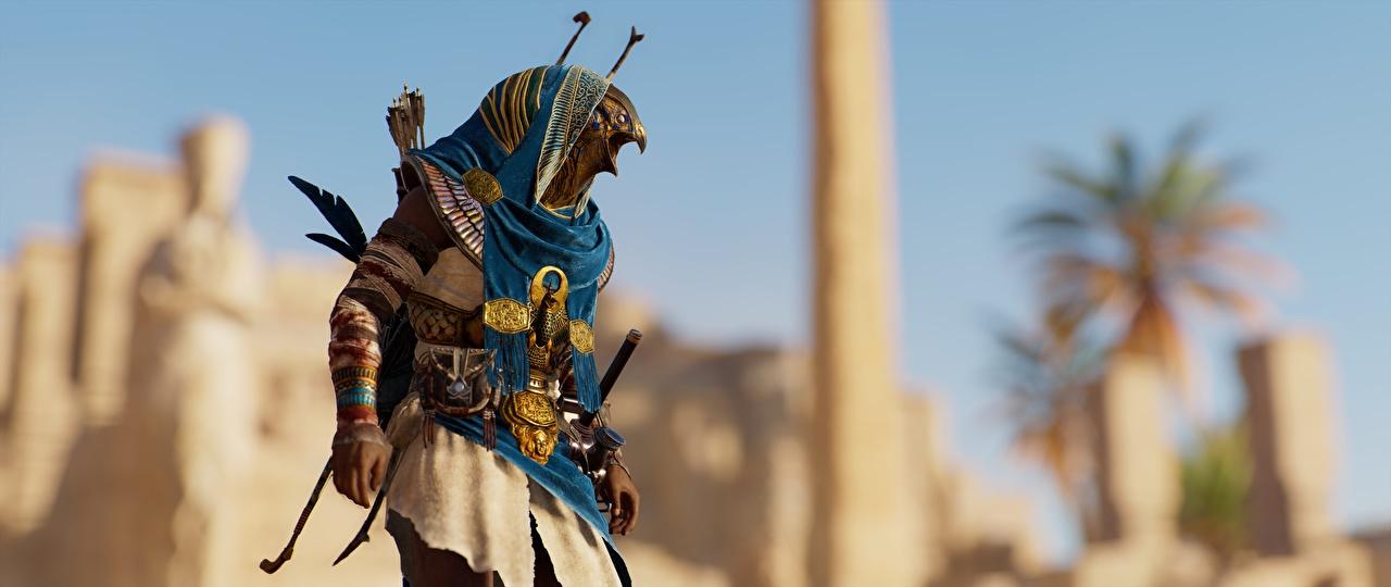 Фото Assassin's Creed Origins Воители компьютерная игра воин воины Игры