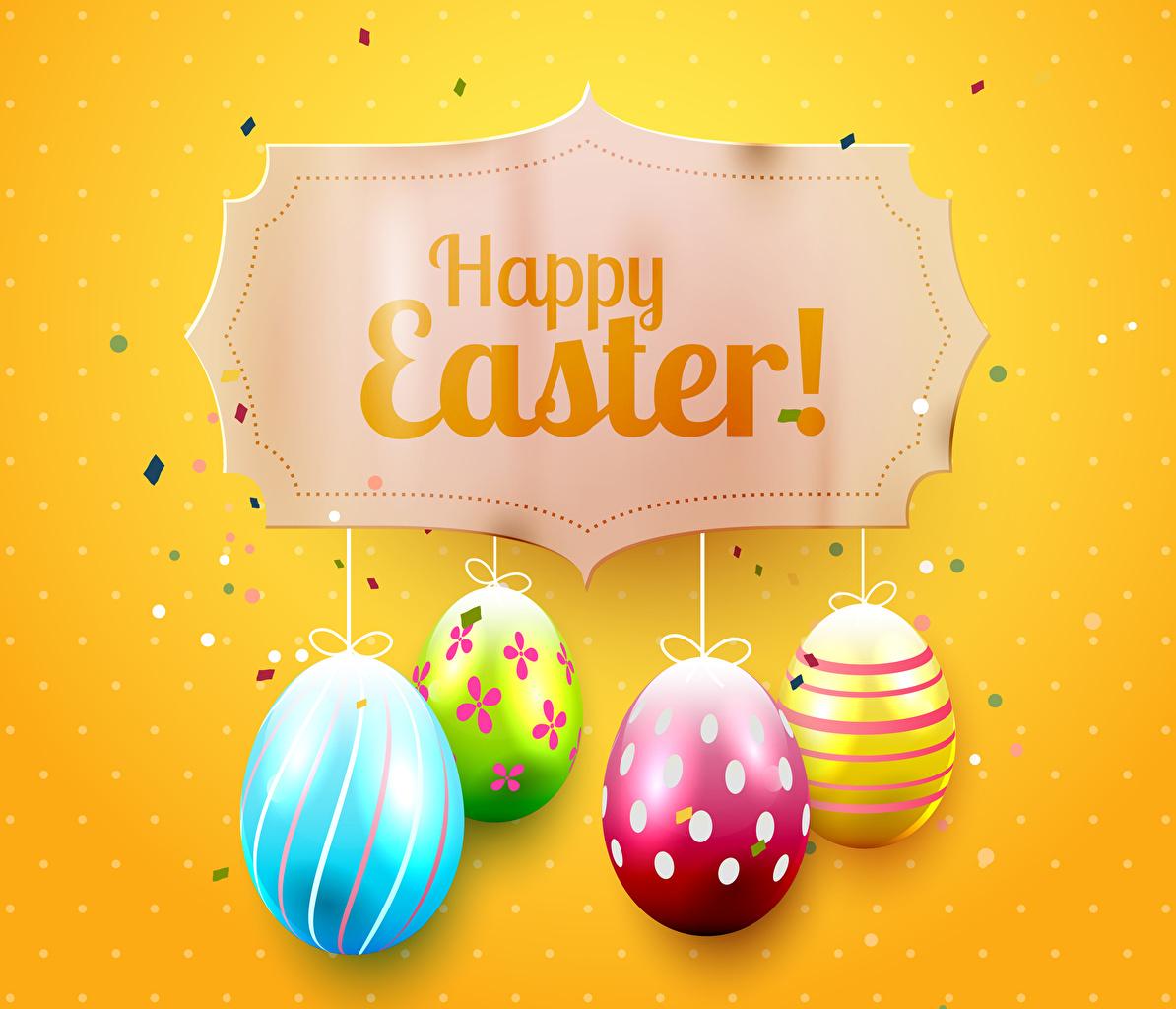 Фотографии Пасха инглийские яиц дизайна Цветной фон английская Английский яйцо Яйца яйцами Дизайн