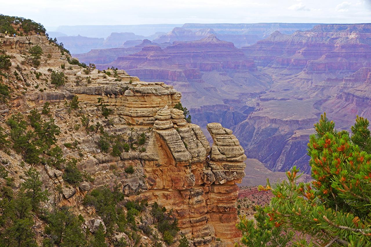 Обои каньон, скалы. Природа foto 11