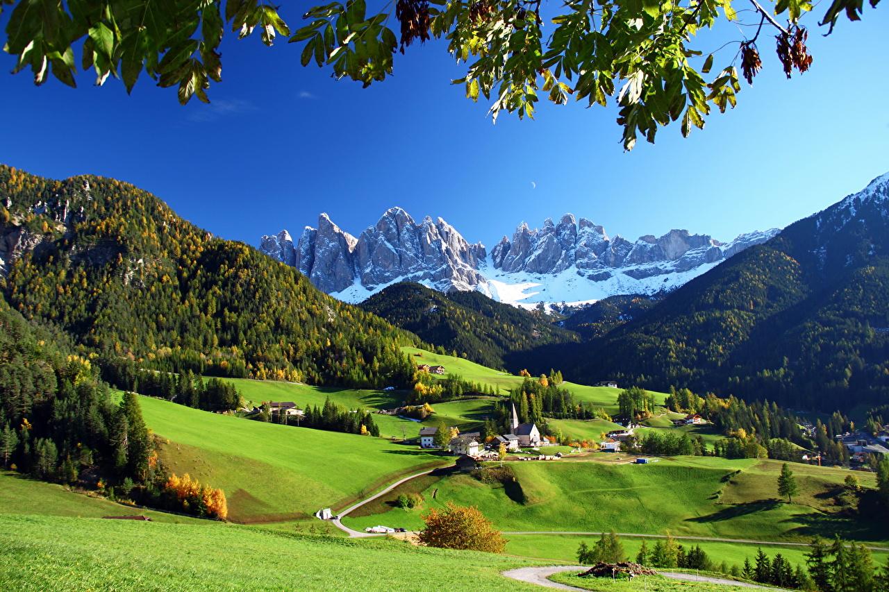 Австрия на майские