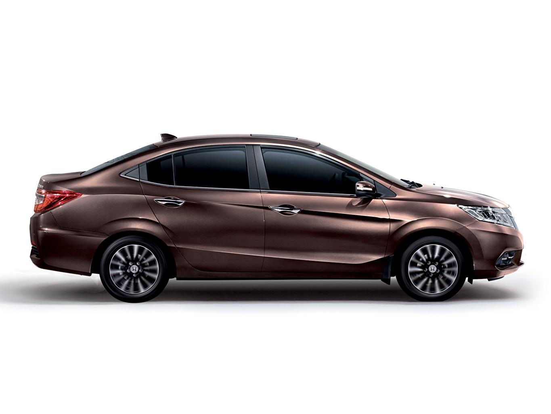Фотографии Honda Crider Concept Сбоку Автомобили Хонда авто машины машина автомобиль