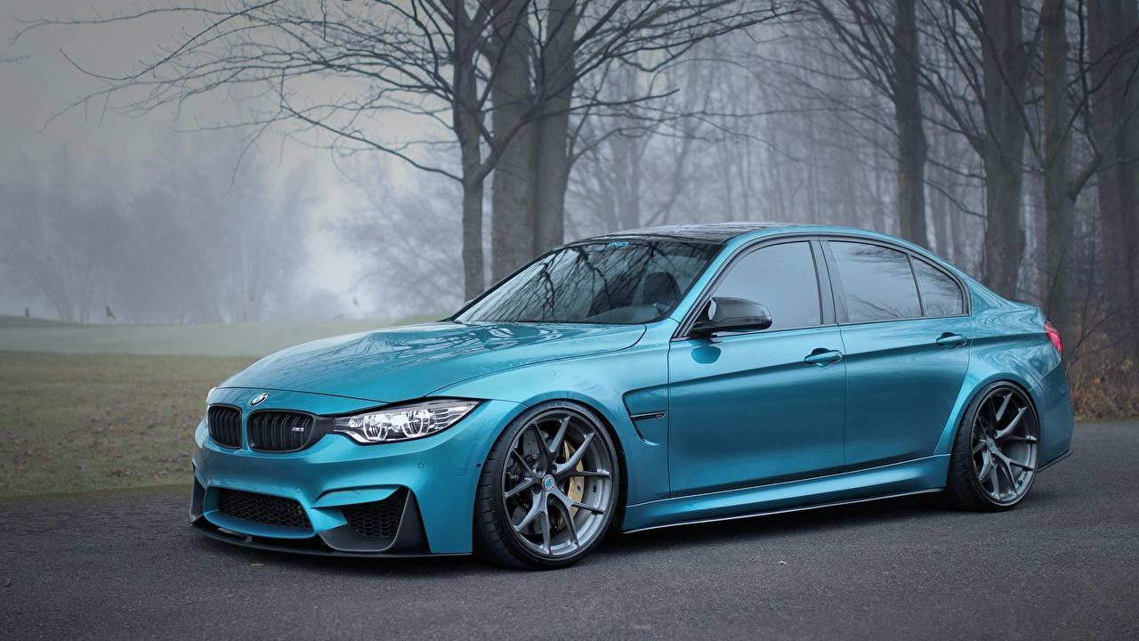 Фотография БМВ M3 автомобиль BMW авто машина машины Автомобили