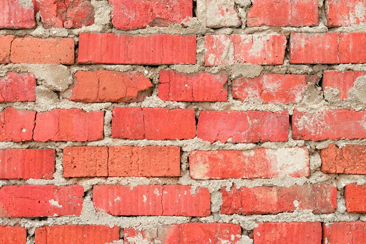 Картинки Текстура из кирпича стенка Кирпичный Стена стены стене