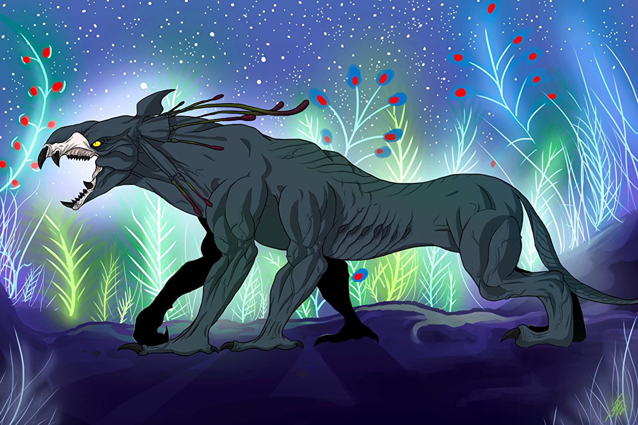 Картинки Аватар Thanator of pandora Фильмы кино