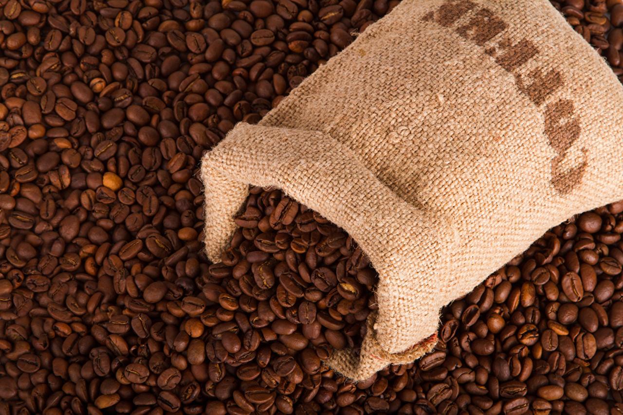 Обои для рабочего стола Кофе Зерна Еда Много зерно Пища Продукты питания