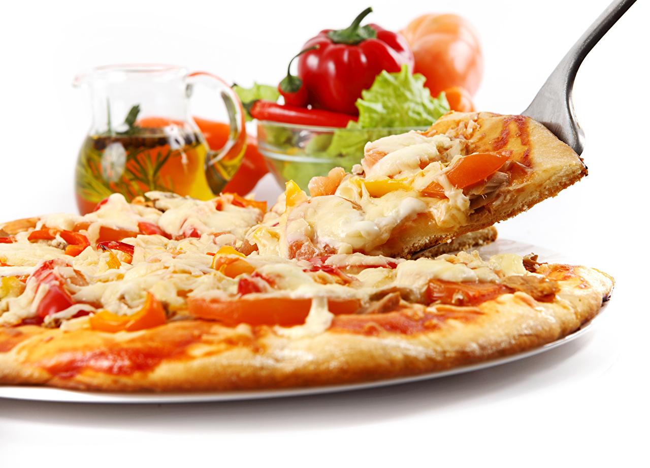 Фотографии Пицца Быстрое питание Еда вблизи Фастфуд Пища Продукты питания Крупным планом