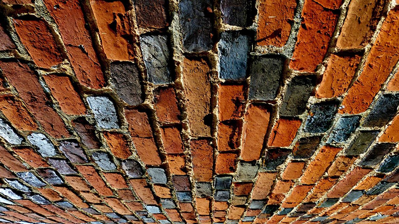 Картинка Текстура из кирпича Стена Кирпичный стене стены стенка