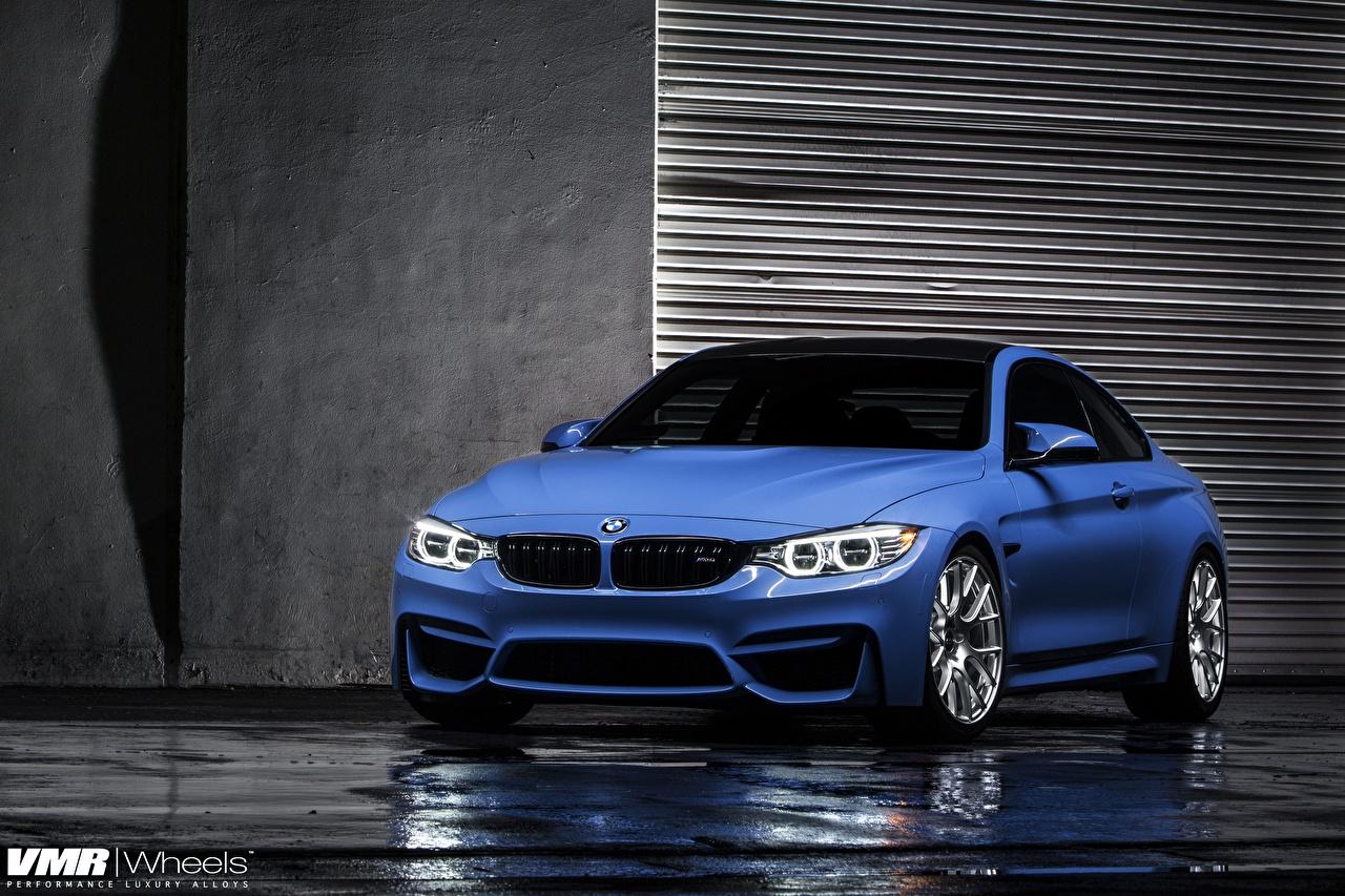 Картинка BMW F82, Marina, Yas Синий Авто БМВ Машины Автомобили