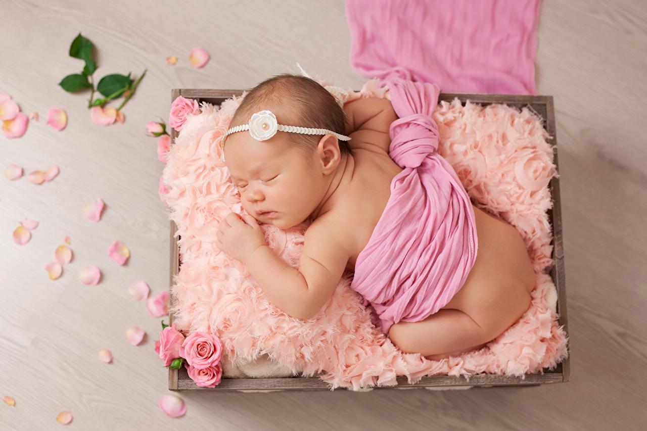 К чему снится спящий ребенок толкование сна, сонник 88