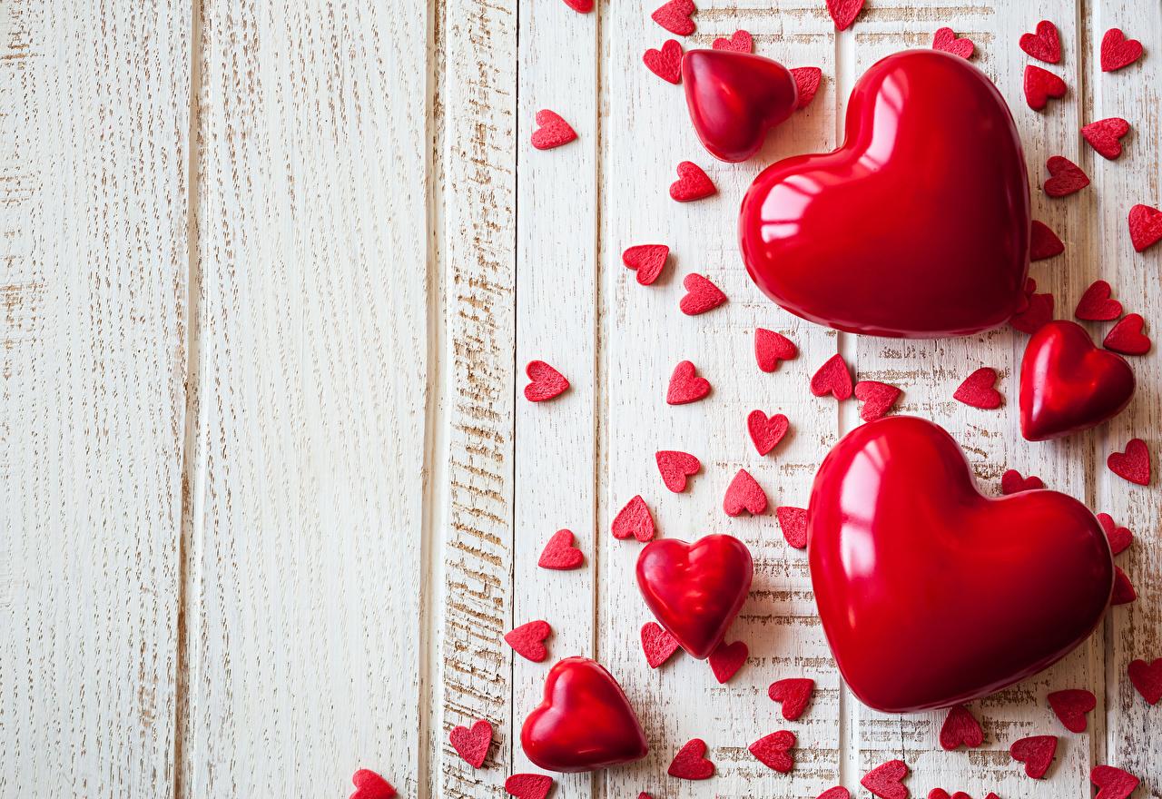 Фотографии День святого Валентина сердца Много Доски День всех влюблённых серце Сердце сердечко