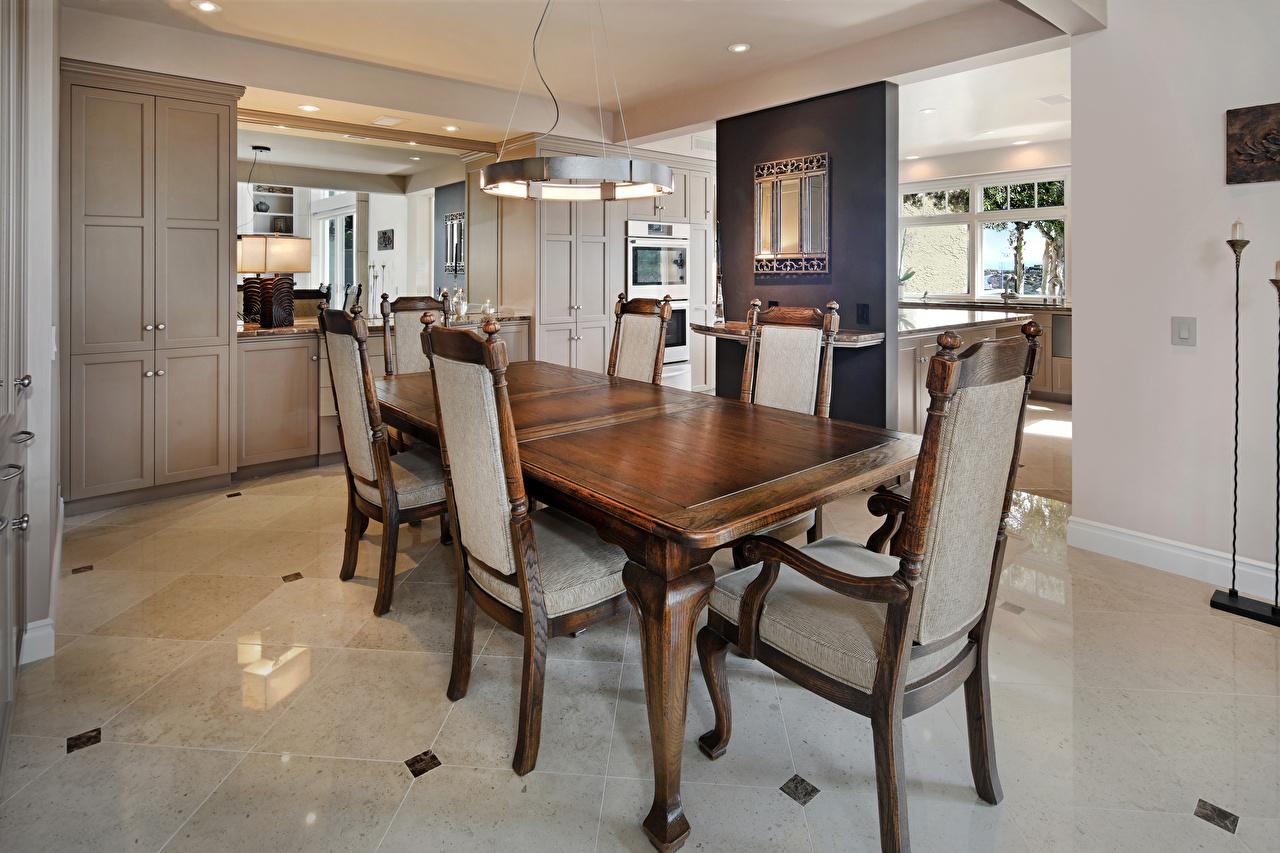 Фотографии гостевая Интерьер стул стола Дизайн Гостиная Стол столы Стулья дизайна