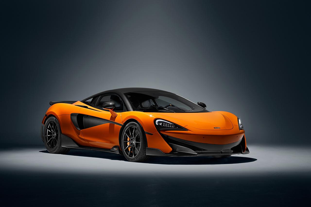 Фотографии McLaren 2018 600LT Worldwide оранжевая авто Металлик Макларен оранжевых оранжевые Оранжевый машина машины автомобиль Автомобили
