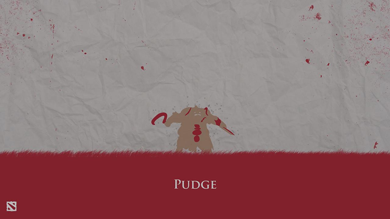 Картинки DOTA 2 Pudge силуэты Фантастика Игры Пудж падж мясник Силуэт силуэта Фэнтези