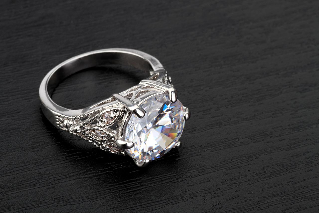 Фото алмаз обработанный кольца Бриллиант кольца Кольцо