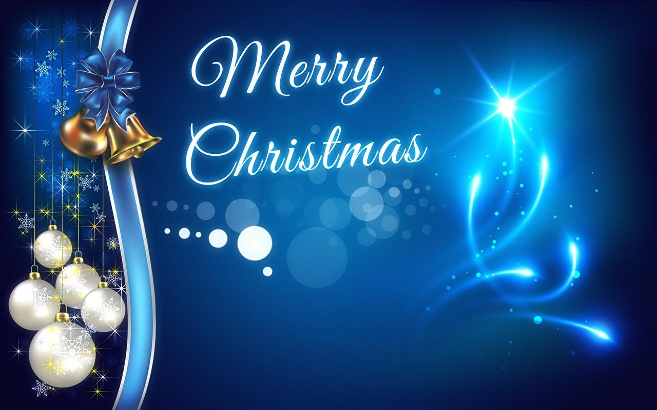 Фото Новый год английская Шар бантики колокольчик Рождество Английский инглийские бант Бантик Шарики Колокольчики