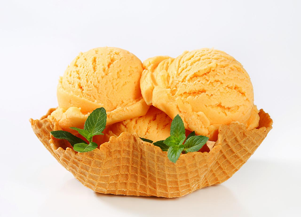 Картинка Мороженое Еда сладкая еда Пища Продукты питания Сладости