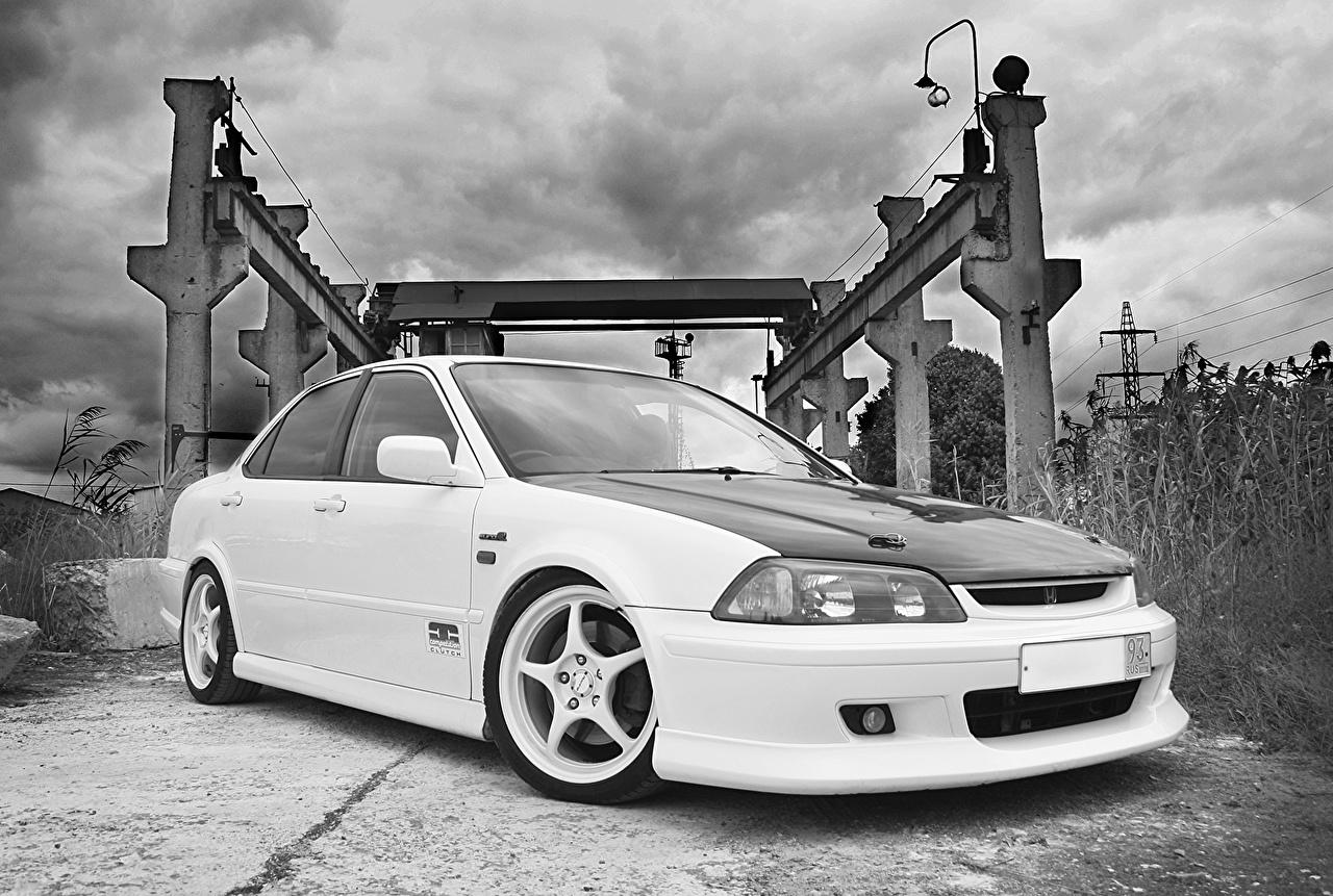Фотографии Хонда фар машина Honda Фары авто машины Автомобили автомобиль
