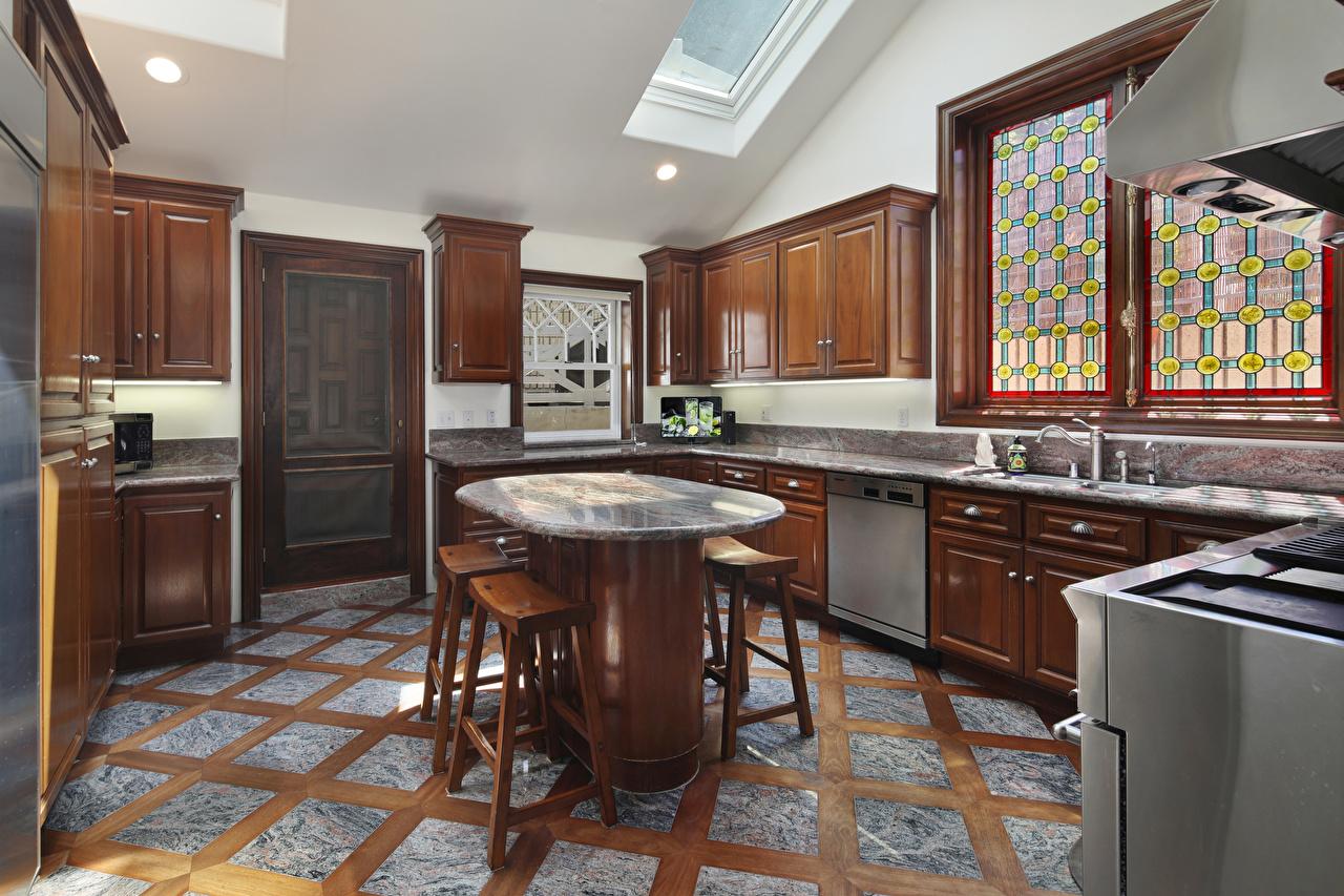 Фотографии кухни Интерьер столы Дизайн Кухня Стол стола дизайна