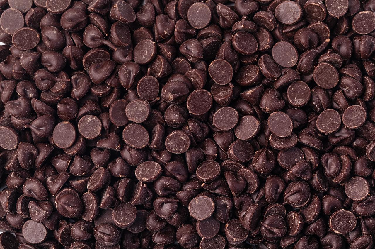 Картинки Шоколад Конфеты Пища Много сладкая еда Еда Продукты питания Сладости